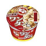 マルちゃん ミニまる コク醤油ワンタン麺 46g×12個 (ミニサイズ)