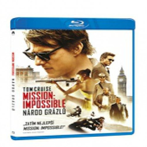 Mission: Impossible - Narod grazlu (Blu-ray) (Mission: Impossible - Rogue Nation)