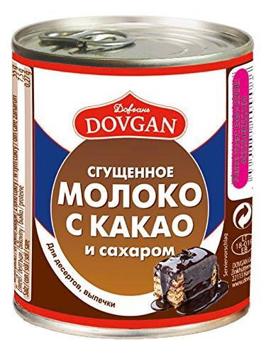 Dovgan Gezuckertes Kondensmilcherzeugnis mit Kakao, 385 g