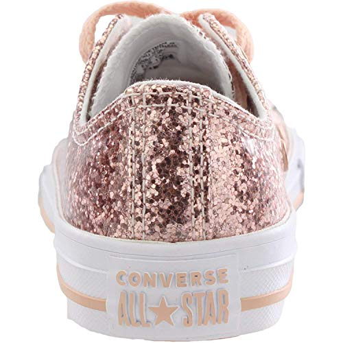 Converse Unisex Kids Chuck Taylor CTAS Ox Low-Top Sneakers