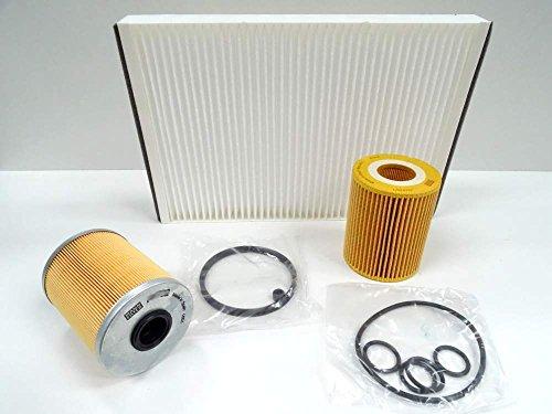 Premium kit d'entretien CDTI 110Hp Diesel 04–09 Cabine d'air carburant filtre à huile Mann NEUF