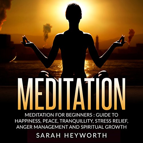 Meditation: Meditation for Beginners audiobook cover art
