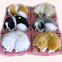 Pitaya 2017 Cute Animal Doll Plush Dogs Stuffed Toys with Sound Kids I Christmas Birthday New Year Gift for Children Teen Must Haves Friendship Gifts The Favourite DVD Superhero Toys