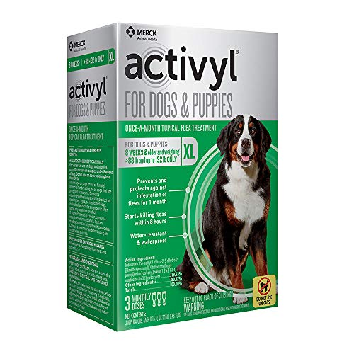 Activyl For Extra Large Dogs