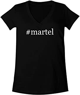 The Town Butler #martel - A Soft & Comfortable Women's V-Neck T-Shirt