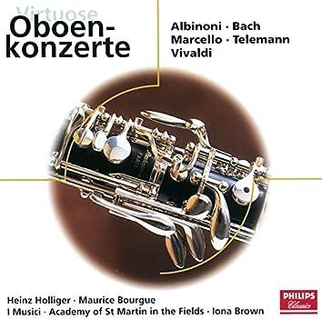 Virtuose Oboenkonzerte
