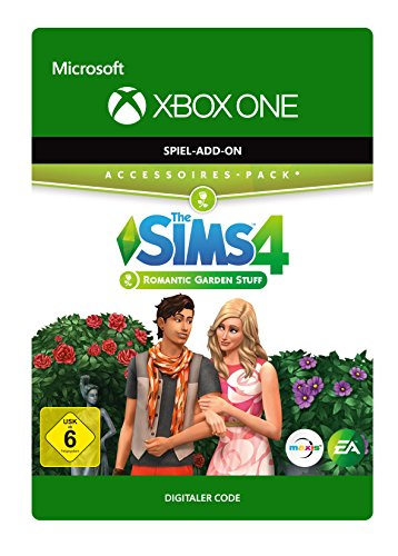 Die Sims 4: (SP6) ROMANTIC GARDEN STUFF DLC | Xbox One - Download Code