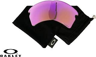 Oakley Original Flak 2.0 XL OO9188 REPLACEMENT Lenses +BUNDLE with Oakley Microfiber Cloth Bag