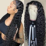 Best Lace Wigs - 13x4 Lace Front Wigs Human Hair Pre Plucked Review