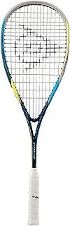 DUNLOP Biomimetic Evolution 130 Squash Racquet - Black/Blue/Yellow