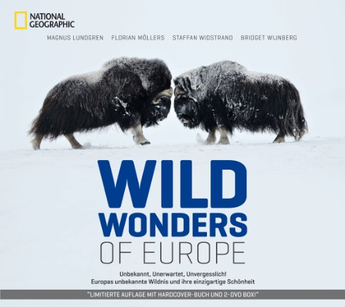 Wild Wonders Of Europe - Limited Edition inkl. Buch [2 DVDs]