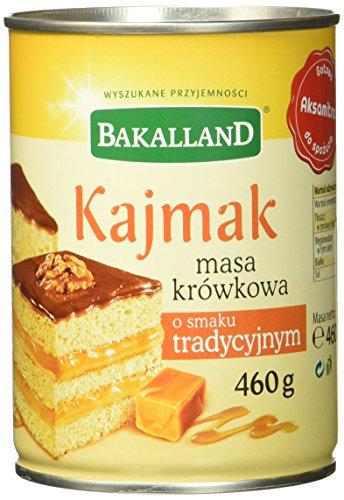 Bakalland Fertige Karamellcreme, Dosen, 6er Pack (6 x 460 g)