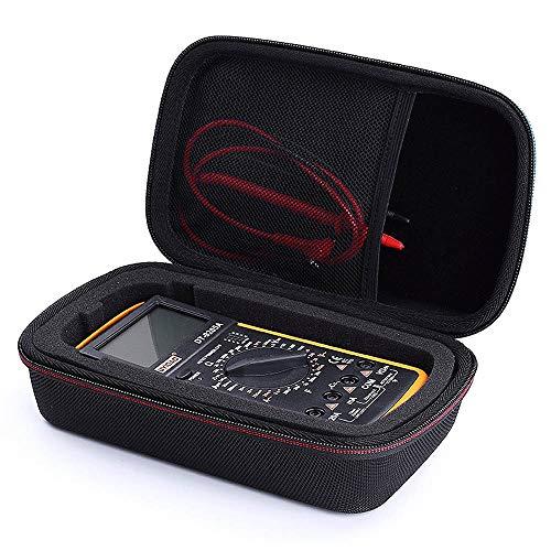 Notail Tasche für Multimeter Digital Fluke Digital Multimeter Tragetasche Carrying case Compatible for Fluke 117/115/116/114/113 87V 88V F15B+F17B+F18B+