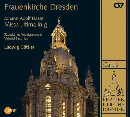 Missa Ultima in G / Concertos For Harpsichord & Or by Staude/Steude/Virtuosi Saxoniae/Guettler (2011-06-28)