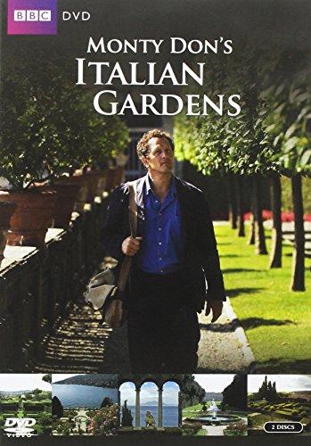 Monty Don's Italian Garden [Reino Unido] [DVD]