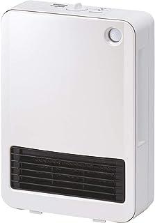 アイリスオーヤマ セラミックファンヒーター 人感センサー付 (1200W/600W 2段階切替) ホワイト PCH-125D-W