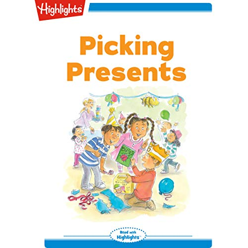 Picking Presents copertina