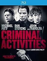 Criminal Activities [Blu-ray] [Import]