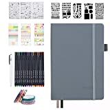notebooks with grid page