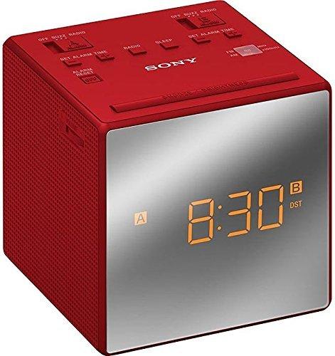 Despertadores Digitales Con Radio Sony Marca Sony