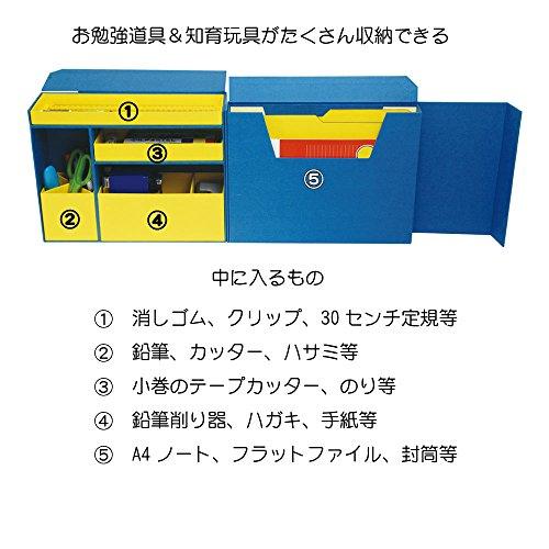『ナカバヤシ ライフスタイルツール 収納カバン A4サイズ クラフト LST-SK02KR』のトップ画像