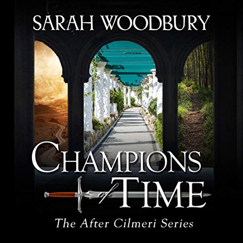 Champions of Time audiobook cover art