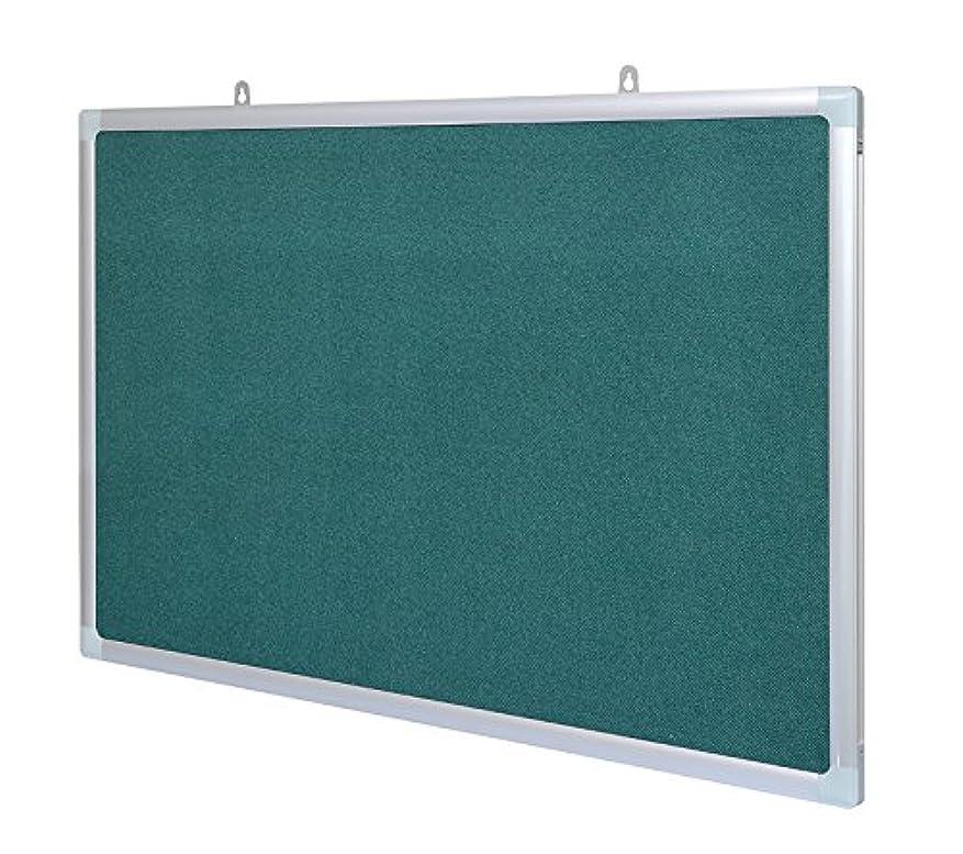 足音投票味方掲示板 壁掛けタイプ W900×H600mm ピンナップボード コルクボード