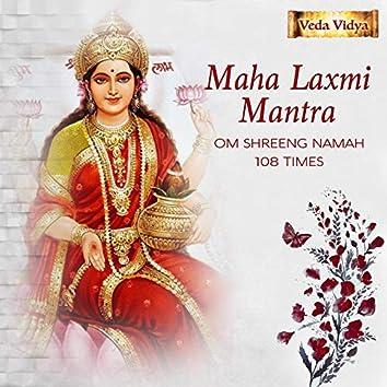 Maha Laxmi Mantra (Om Shreeng Namah 108 Times)