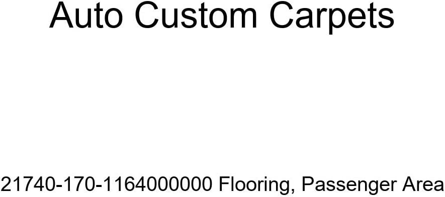 Auto Custom Carpets 21740-170-1164000000 Passenger Flooring Are Limited time sale High quality