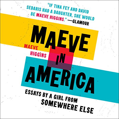 Maeve in America cover art
