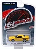 "Greenlight 13230-D Greenlight Muscle Series 21-2012 Dodge Challenger ""Yellow Jacket"" - Stinger Yellow 1/64 Scale"