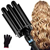 3 Barrel Curling Iron Ceramic