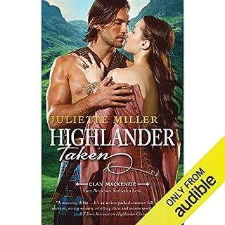 Highlander Taken audiobook cover art