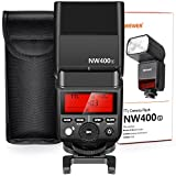 Neewer 2.4G HSS 1/8000s TTL GN36 Wireless Master Slave Flash Speedlite for Sony