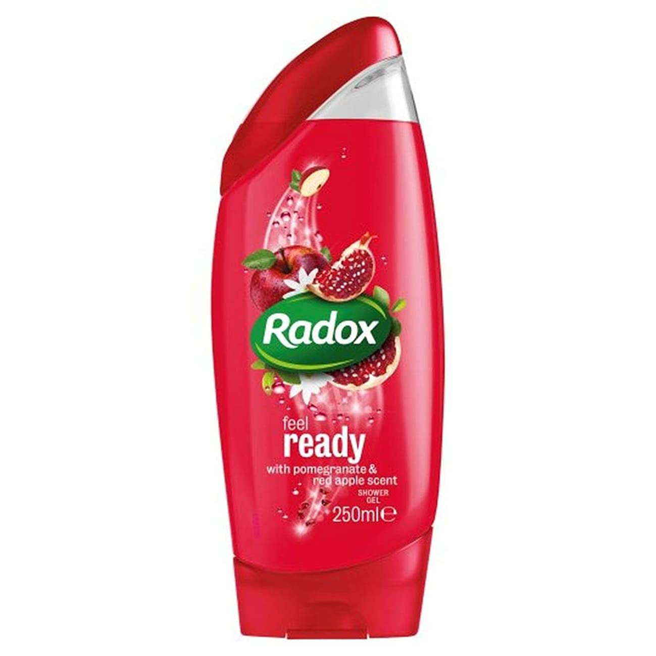 行進小屋ビュッフェ[Radox] Radoxは準備ができてシャワージェル250ミリリットルを感じます - Radox Feel Ready Shower Gel 250Ml [並行輸入品]