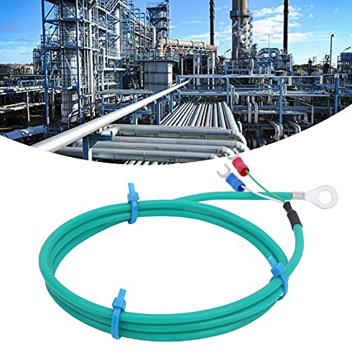 K型熱電対、熱電対プローブ耐摩耗性、化学工業用、電気用、節水用(4m)