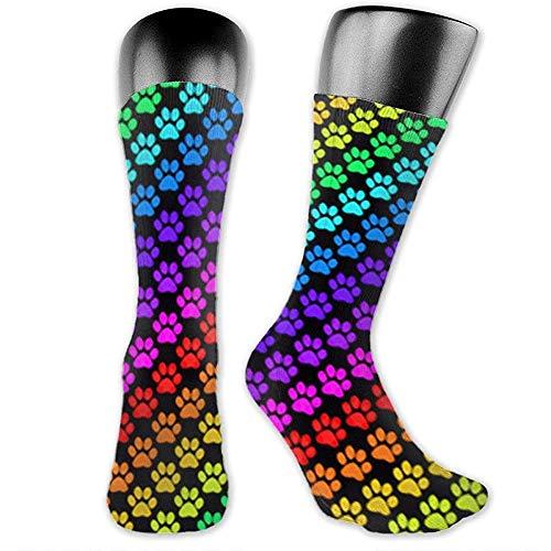 BK Creativity Unisex Socken,Sydney Homosexuell Lesben 3D-Druck Socke Dekorative Mode Kompressionssocken Für Gym Biking Camping,40cm