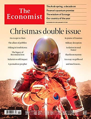 The Economist [UK] December 25 2020 - January 1 2021 (単号)