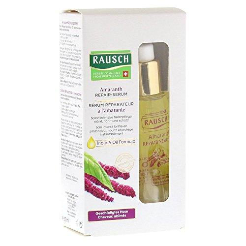 Rausch Amaranth Repair-Serum (verbessert die Struktur der Haarspitzen und schützt vor Spliss, ohne Silikone und Parabene - Vegan), 1er Pack (1 x 30 ml)