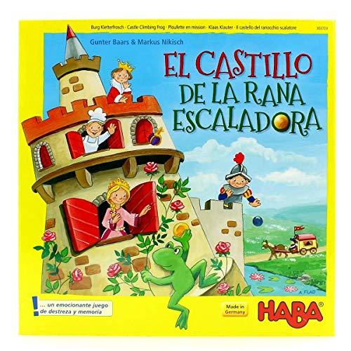 HABA- Juego de Mesa, Multicolor (Habermass 303723)