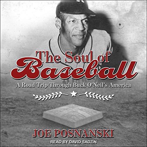 The Soul of Baseball audiobook cover art