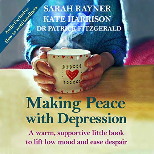 Making Peace with Depression cover art
