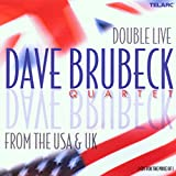 Songtexte von The Dave Brubeck Quartet - Double Live From the U.S.A. & U.K.