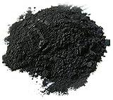 Polvo de carbón activado - 25/50 gr: uso en máscaras, envolturas corporales, exfoliantes, formulaciones exfoliantes, colorantes para jabones (25 Gr)