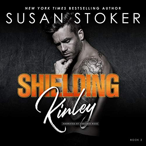 Shielding Kinley audiobook cover art