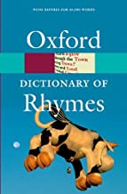 Oxford Dictionary of Rhymes (Oxford Quick Reference)