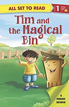 Tim and the magical bin by [Om Books Editorial Team]