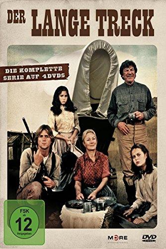 Der lange Treck - Die komplette Serie (neue Version) [4 DVDs]