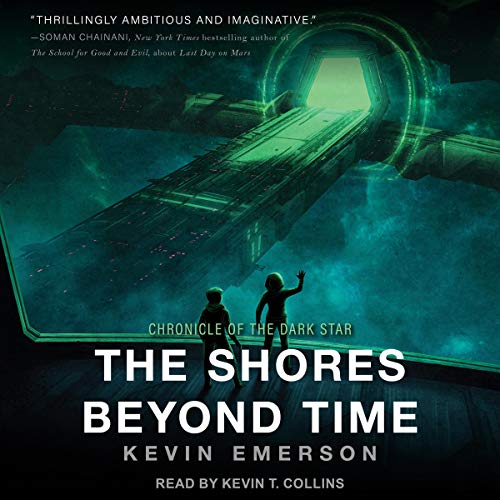 Couverture de The Shores Beyond Time
