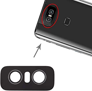Mobile Phone Replacement Parts Back Camera Lens for Asus Zenfone 6 ZS630KL l01WD Spare Part